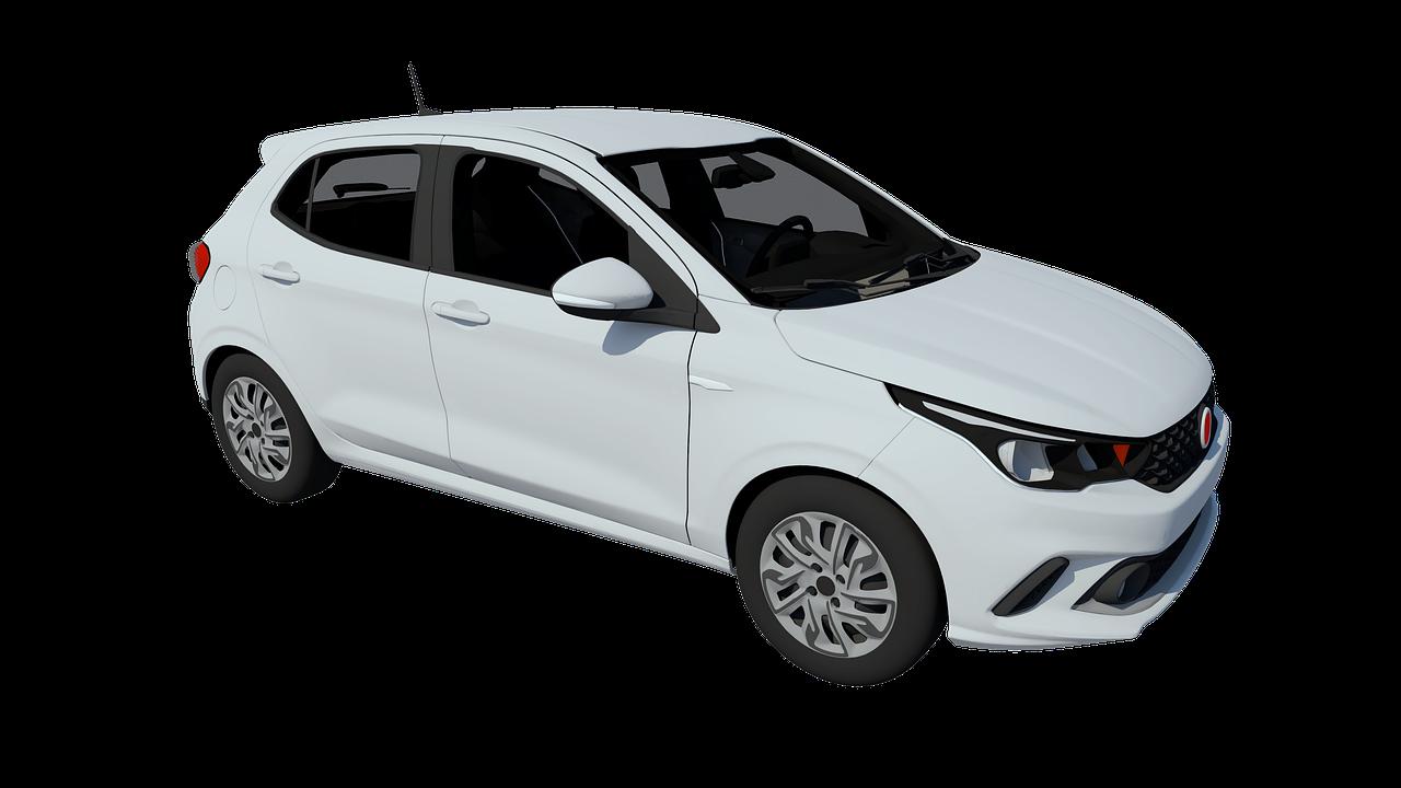 Fiat Argo Auto Sedan Vehicle  - ADMC / Pixabay