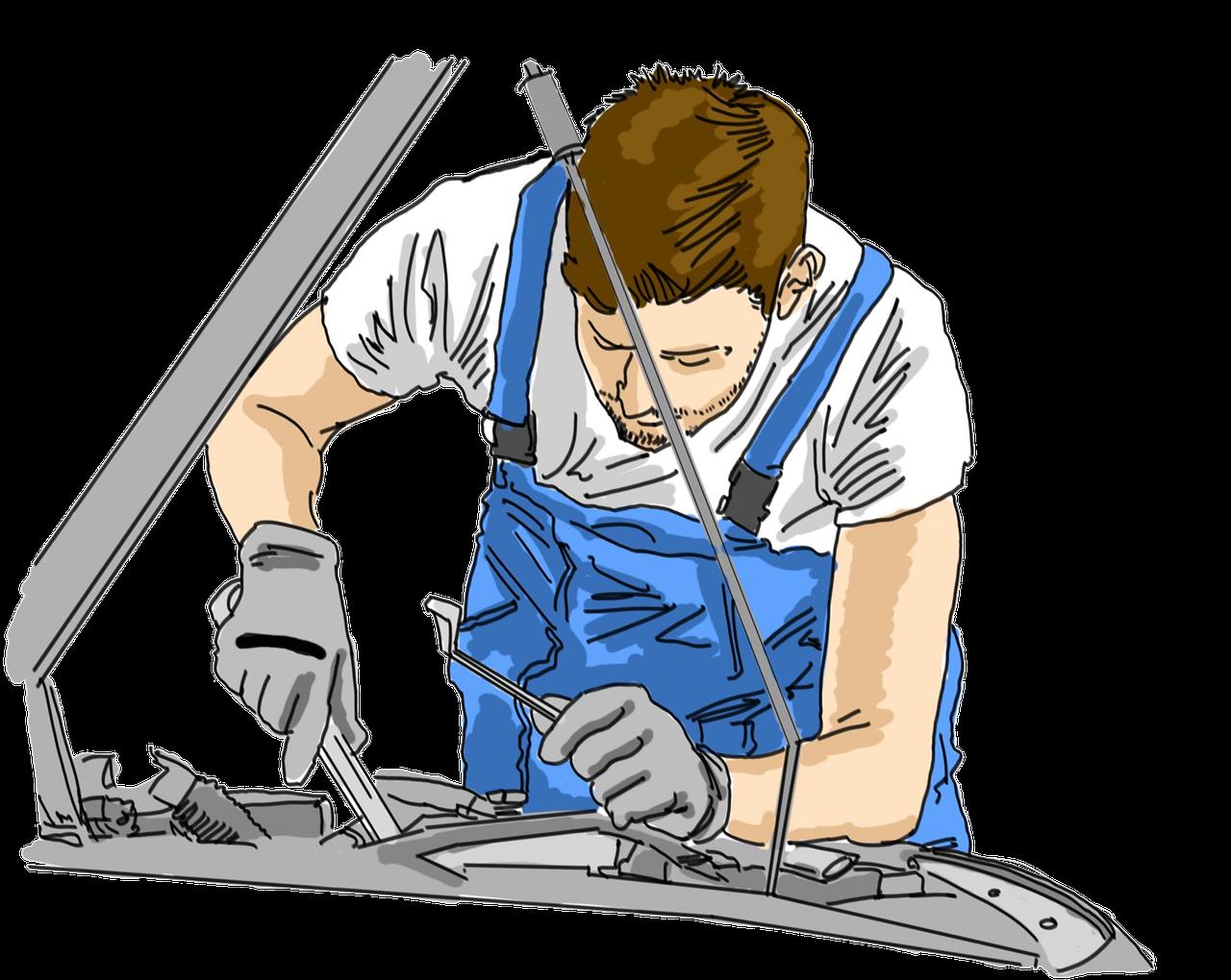 Mechanic Garage Work Repair  - MaxFro / Pixabay